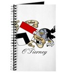 O'Tierney Coat of Arms Journal
