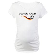 Soccer DEUTSCHLAND with back print Shirt