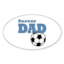 Soccer Dad: Decal