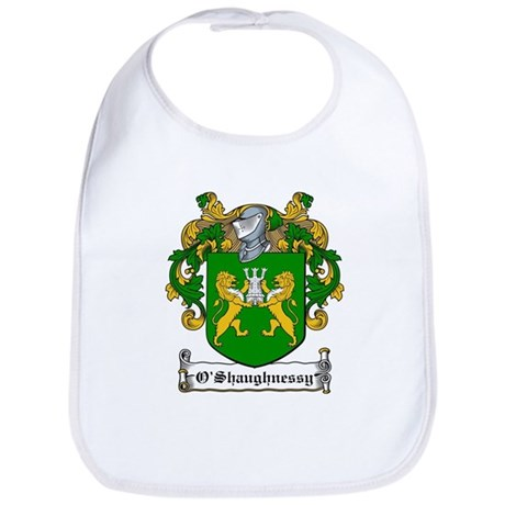 O'Shaughnessy Family Crest Bib