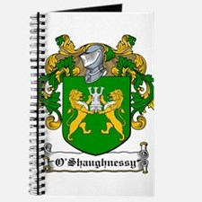 O'Shaughnessy Family Crest Journal