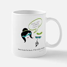 Zinned Lately?: Retro Light Mug