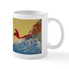 The Mermaid and the Moon Mug