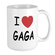 I heart gaga Mug