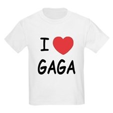 I heart gaga T-Shirt