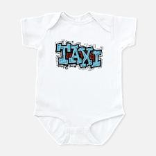 Taxi Infant Bodysuit