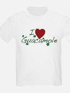 I Love Guacamole T-Shirt