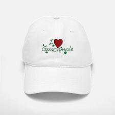 I Love Guacamole Baseball Baseball Cap
