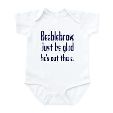 Beeblebrox Infant Bodysuit