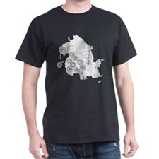 Dharma Station Identification T-Shirt