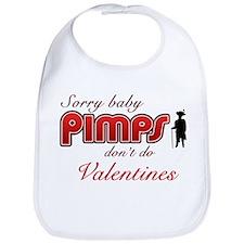 Valentine's Pimp Bib