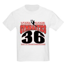 Level 5 All Around Score 36 T-Shirt