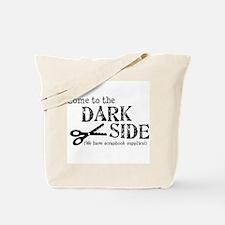 Unique Dark side Tote Bag