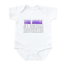 The Bible #1 Bestseller Ficti Infant Bodysuit