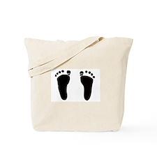 babyFeet Tote Bag