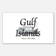 ABH Gulf Islands Sticker (Rectangle)
