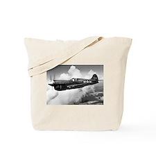 P-40 Beautiful Flight Tote Bag