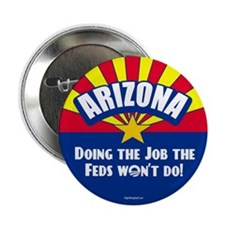"""Doing Job the Feds Won't Do 2.25"""" Button (100 pack"""