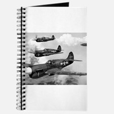 P-40 Squadron Journal