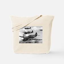 P-40 Squadron Tote Bag