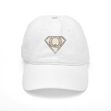 Super Vintage Q Baseball Cap