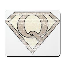 Super Vintage Q Mousepad