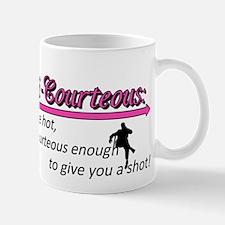 Bi-Courteous Mug