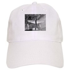 P-40 From Above Baseball Cap