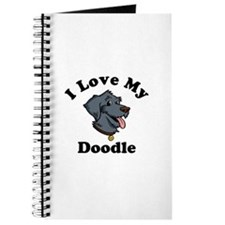 I Love My Doodle Journal