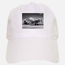P-40 Waiting To Go Baseball Baseball Cap