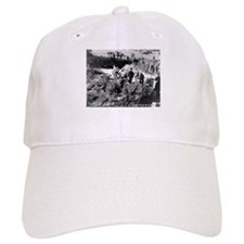 P-40 Crash Baseball Cap