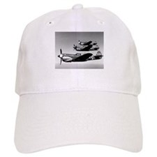 P-40 Squad Having Fun Baseball Cap