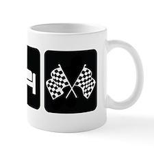 Eat Sleep Race Mug