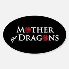 GOT Mother Of Dragons Decal