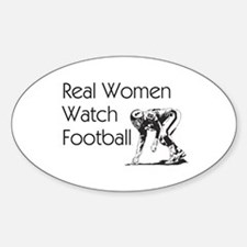 Football Fan Decal