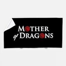GOT Mother Of Dragons Beach Towel