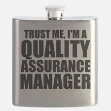 Trust Me, I'm A Quality Assurance Manager Flas