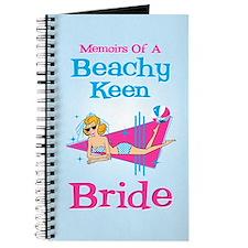 Beachy Keen Bride Journal