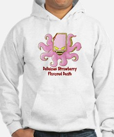 Strawberry Flavored Death Hoodie