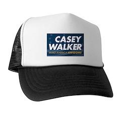 Casey-Walker Trucker Hat