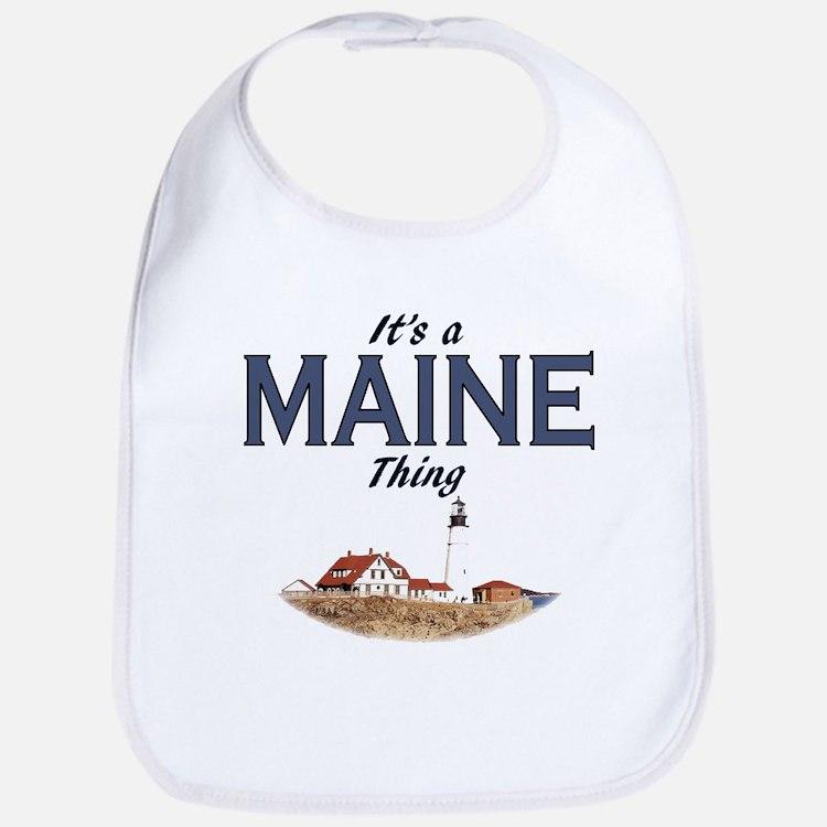 It's a Maine Thing Bib