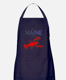 It's a Maine Thing - Lobster Apron (dark)