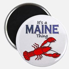 """It's a Maine Thing - Lobster 2.25"""" Magnet (10 pack"""