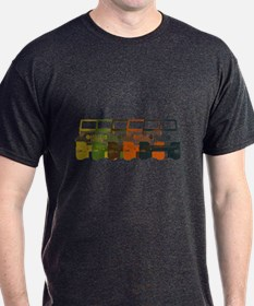 Chromatic Jeep T-Shirt