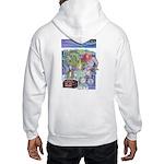 Warrior's Hooded Sweatshirt
