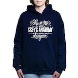 Greys anatomy trust me Hooded Sweatshirt