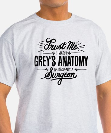Trust Me I'm Basically A Surgeon T-Shirt
