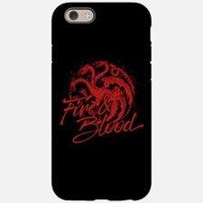 GOT Targaryen Fire And Blood iPhone 6/6s Tough Cas