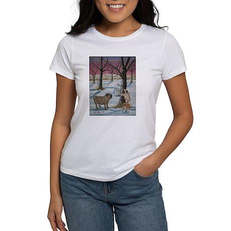maplepugsjs8 T-Shirt