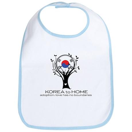Korea to Home Bib